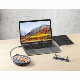 Aiino USB-C Multiport-docka (HDMI, VGA, USB3, USB-c)
