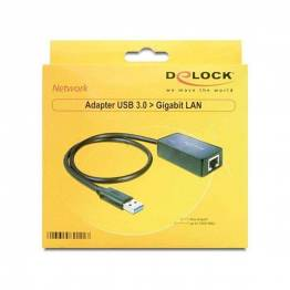 USB 3,0 Gigabit Ethernet-adapter