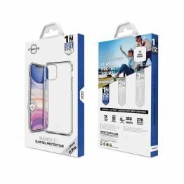 ITSKINS Gel Cover til iPhone 11 Pro Sort