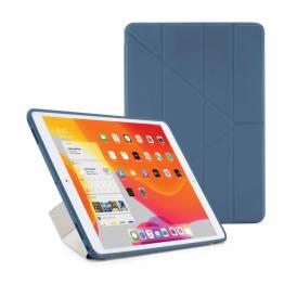 Pipetto iPad 10,2-tums 2019 Origami-fodral med TPU-baksida