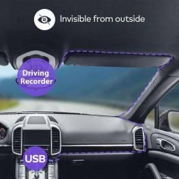 Vava 1080p Dash kamera med Wifi og GPS kontrol