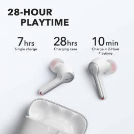 Anker Soundcore Liberty Air 2 vit/svart True Wireless Headset för iPhone etc
