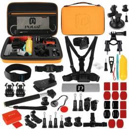 GoPro kit med 53 dele