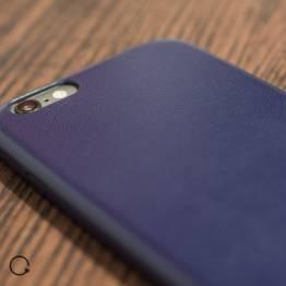 Läderfodral till iPhone 6