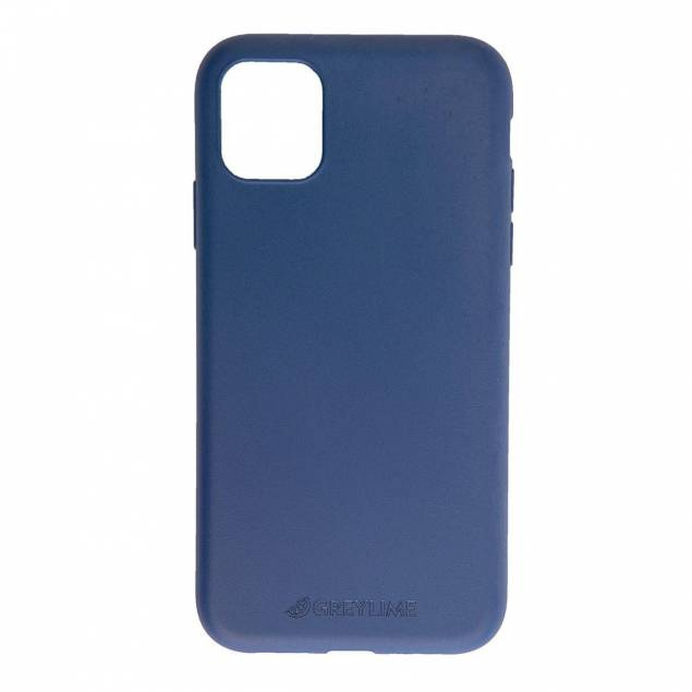 iPhone 11 biodegradable cover GreyLime