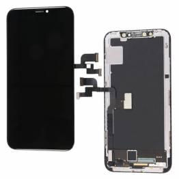 iPhone X hög kvalitet display