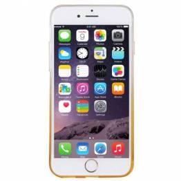 Slim silikone solopgang cover til iPhone 6/6s