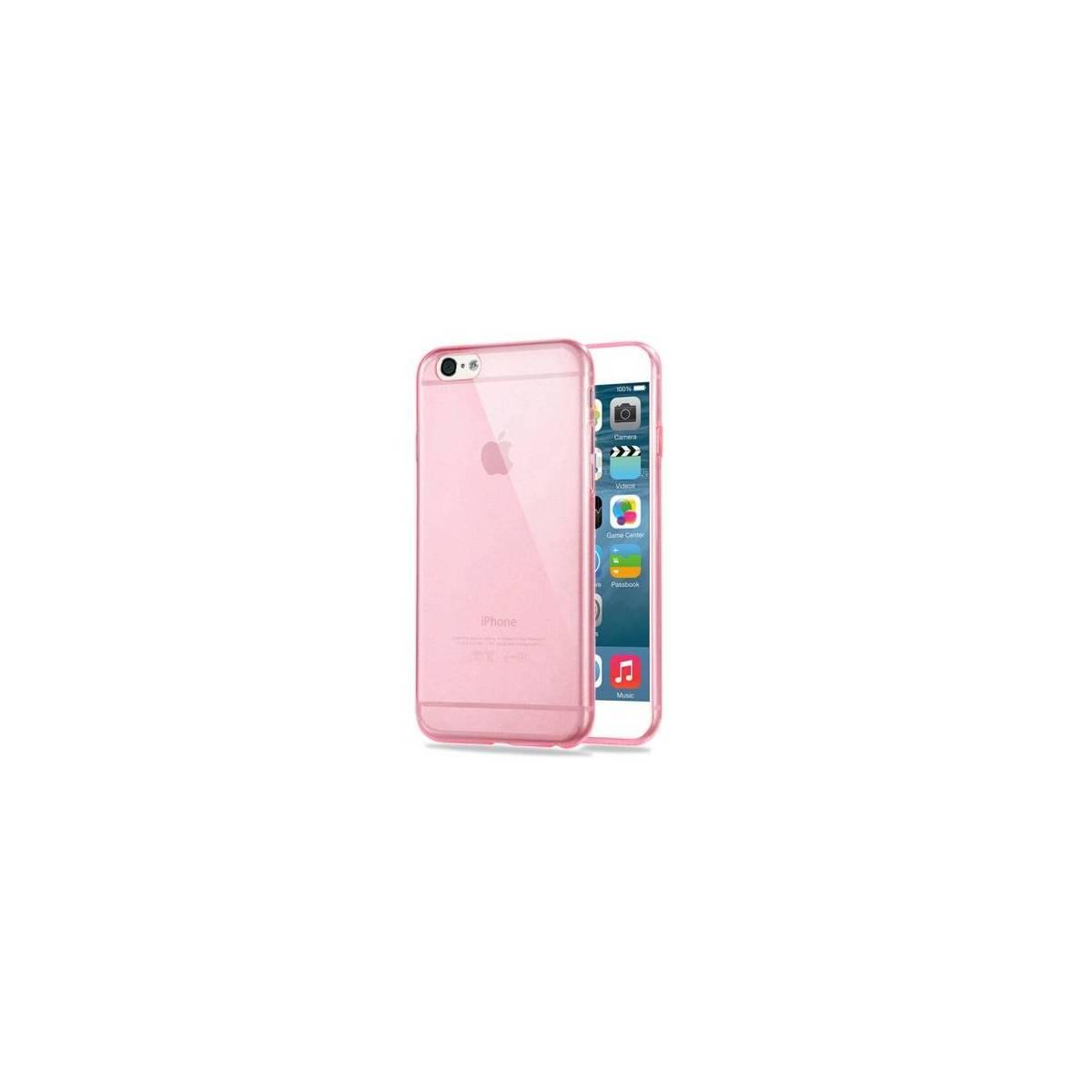Dockningstation laddare för iPhone 5,5S, 6, 6S, 6plus Rosé