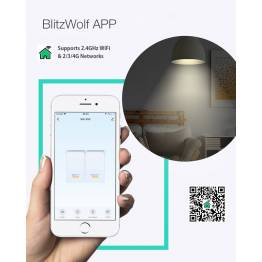 Blitzwolf BW-SS5 Smart Switch-relä