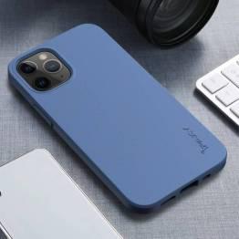 """Miljørigtigt iPhone 12 silikone cover 5,4"""" flere farver"""