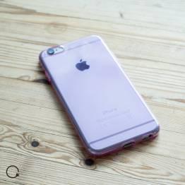 Tyndt silikone cover til iPhone 6/6s