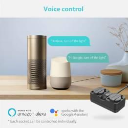 Meross MSS210 strøm stik til Alexa og google assistant