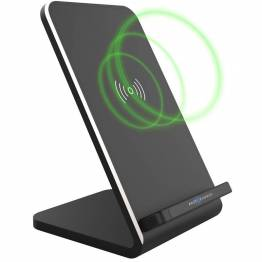 Sinox i-Media stående qi laddare för iPhone i svart