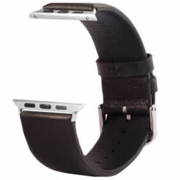 Läderrem Apple Watch