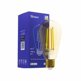 Sonoff ST64 Wi-Fi Smart glödlampa amber LED-lampa