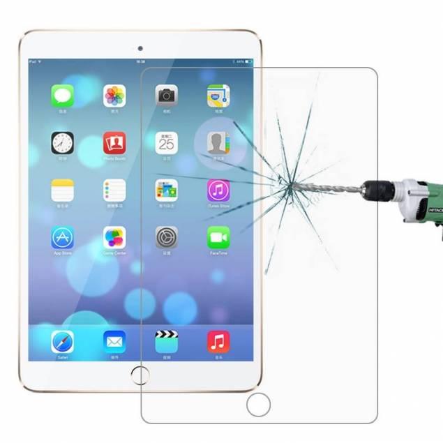 iPad skyddande glas