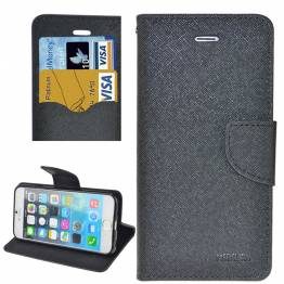 iPhone 5 cover med pung og kortplads