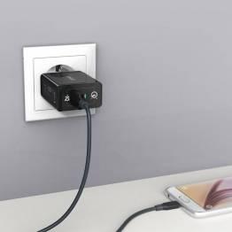 Anker PowerPort+ 1 Quick Charge 3.0 Vægoplader
