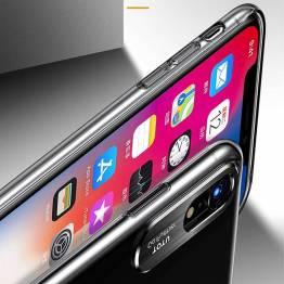 Totu tunna silikonhölje för iPhone X/XS