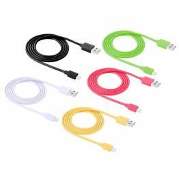 iPhone kabel og oplader