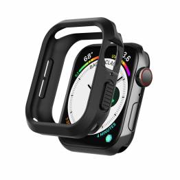 Spigen Apple Watch Thin Fit-skal 4/5/6 / SE 44mm - Militärgrön