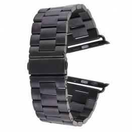 Apple Watch metallrem 38/40 mm - svart