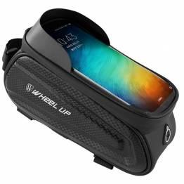 Cykelväska med iPhone-hållare