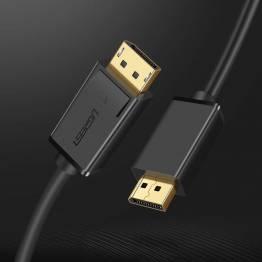 Ugreen DisplayPort 1.2-kabel 4K Premium (1,5 m)
