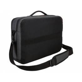 """Case Logic väska och ryggsäck i en till 15,6"""" Mac/PC - Mörkgrå"""