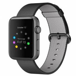 Apple Watch REM Fabric textur