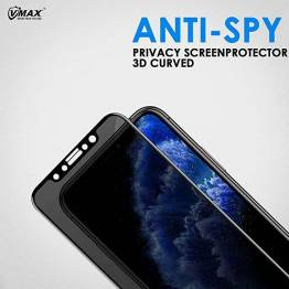 Det bästa skyddsglaset och sekretessglaset för iPhone 11 Pro/X/Xs