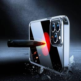 "X-level Space II iPhone 13 Pro Max 6,7"" stötsäkert skal - Transparent"