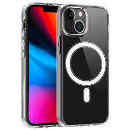 "Magsafe iPhone 13 mini silikon skal 5,4 """