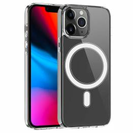 "Magsafe iPhone 13 Pro silikon skal 6,1"""
