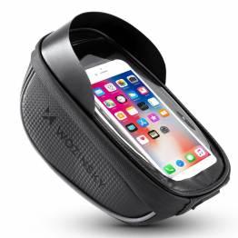 Cykelväska med iPhone -hållare för styret