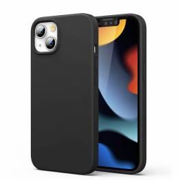 "Ugreen iPhone 13 6.1"" skyddande silikonskal - svart"