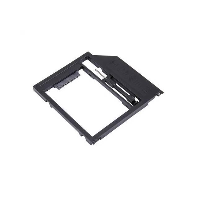 SSD caddy til DVD-drev