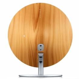 Solo One Retro Smooth Wooden Wireless Speaker System