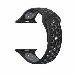 Apple Watch rem i silikone