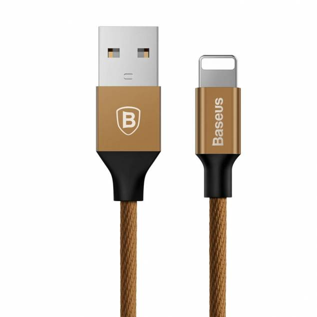 Baseus vävda Lightning Cable