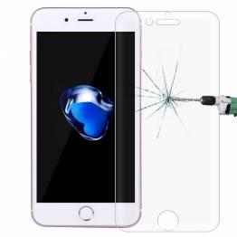 Beskyttelsesglas med kant til iPhone 7/7 plus
