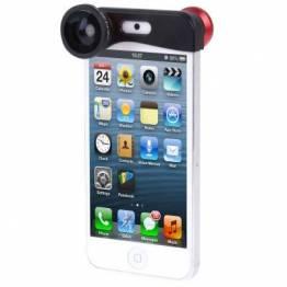 3 i 1 lins (objektiv) till iPhone 5/5s eller 4/4s