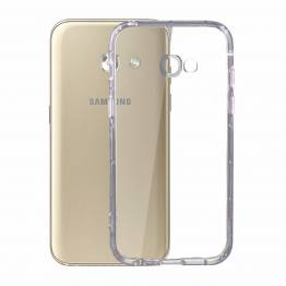 Cover för Samsung Galaxy a3 transparent