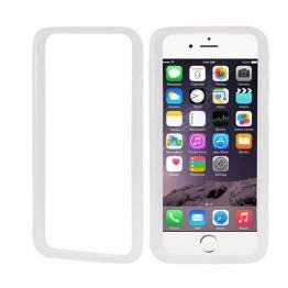 Gennemsigtig bumper til iPhone 6/6s