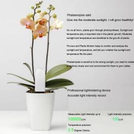 Intelligent bluetooth plante måler