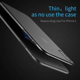 Baseus tunn kåpa för iPhone X