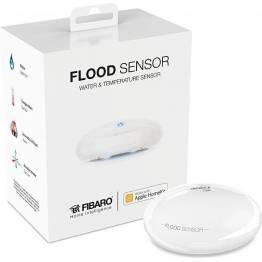 Fibaro trådlös vatten sensor med Apple HomeKit