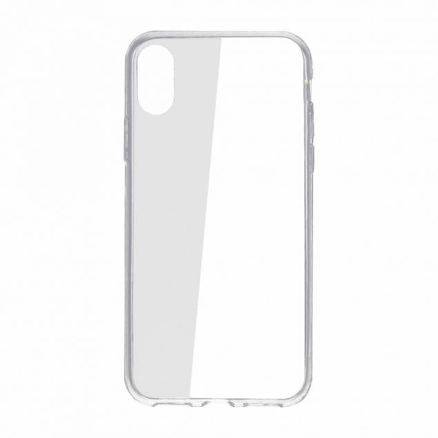iPhone X tyndt silikone cover