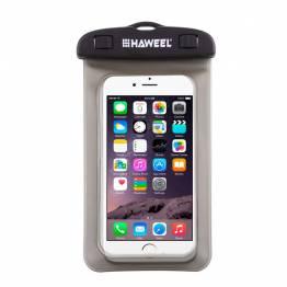 Vattentätt fodral till iPhone
