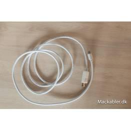 Sandberg Mini DisplayPort till DisplayPort-kabel Premium (2m)
